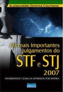 STF E STJ